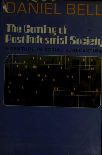 Cover of: Coming Post-Industral Soc ** | Out Of Print