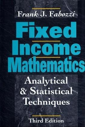 Download Fixed income mathematics