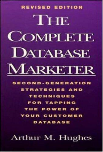 Download The Complete Database Marketer