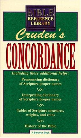 Download Cruden's concordance.