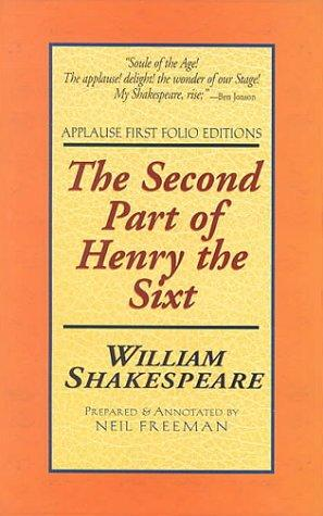 The Second Part of Henry the Sixt