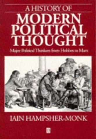 Download A History of Modern Political Thought