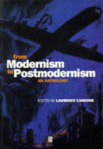 Download From Modernism to Postmodernism