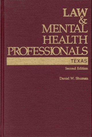 Download Law & mental health professionals.