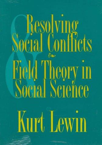 Resolving social conflicts