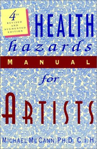 Download Health hazards manual for artists