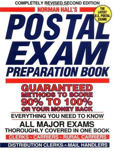 Download Norman Hall's postal exam preparation book.