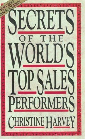 Download Secrets of the world's top sales performers