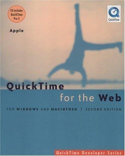 QuickTime for the Web by Apple Computer Inc.