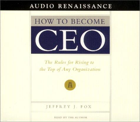 Download How to Become CEO