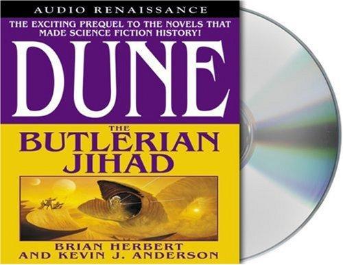 Download The Butlerian Jihad (Legends of Dune, Book 1)