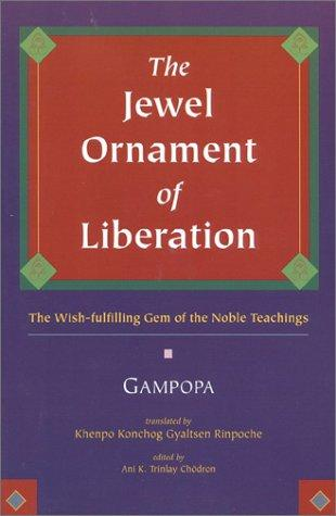 Download The jewel ornament of liberation