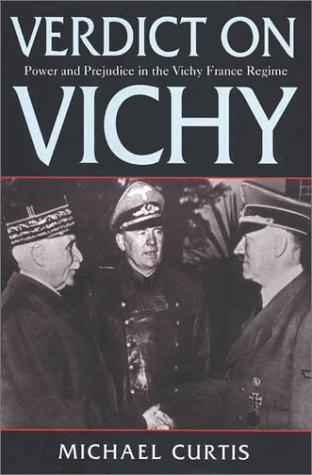 Download Verdict on Vichy