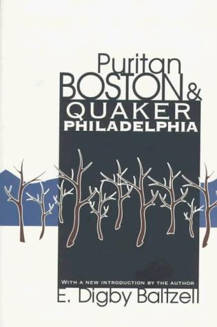 Download Puritan Boston & Quaker Philadelphia