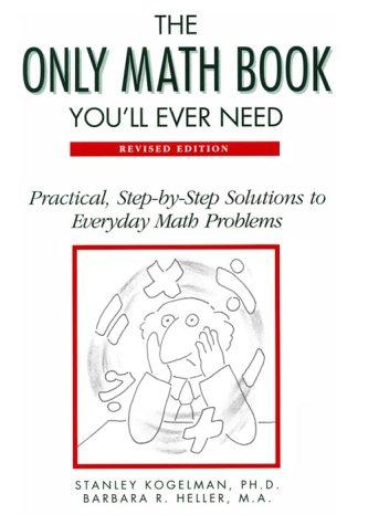 The only math book you'll ever need