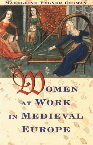 Download Women at Work in Medieval Europe