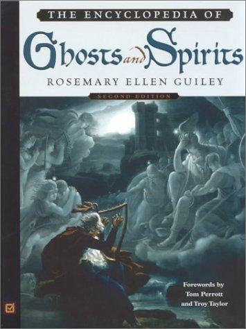Download The Encyclopedia of Ghosts and Spirits