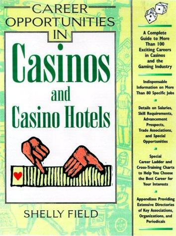 Download Career Opportunities in Casinos and Casino Hotels