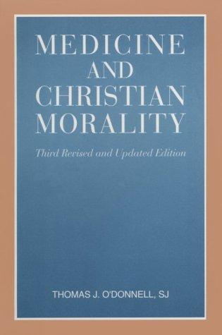 Medicine and Christian morality