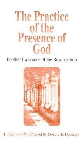Download The practice of the presence of God