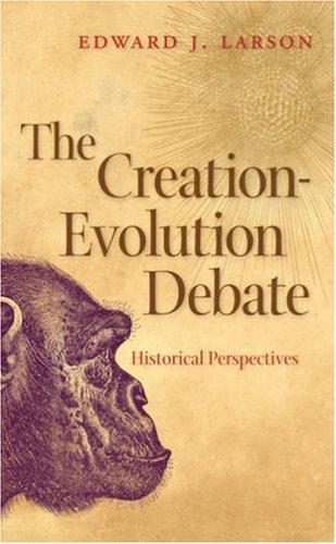 Download The Creation-Evolution Debate