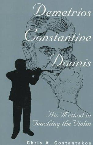 Download Demetrios Constantine Dounis
