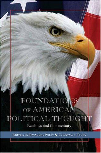 Image for Foundations of American Political Thought