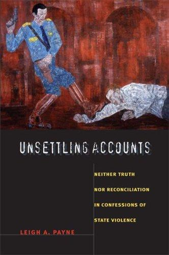 Download Unsettling Accounts