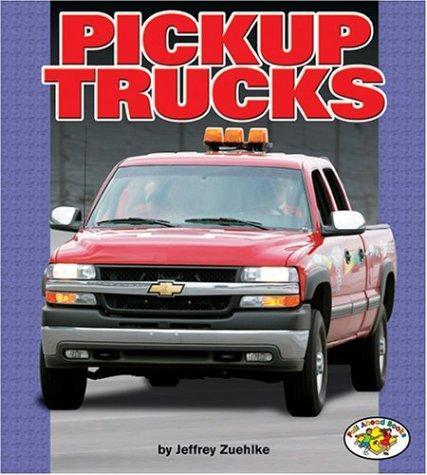 Download Pickup Trucks (Pull Ahead Books)