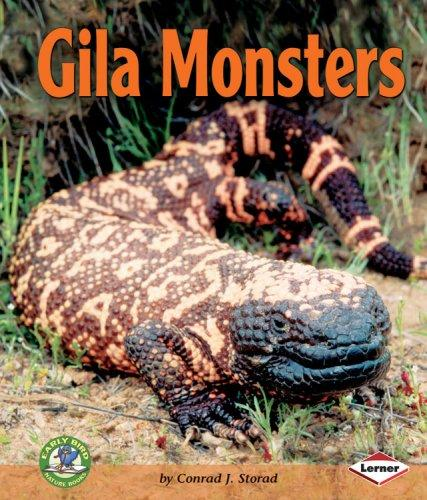 Gila Monsters (Early Bird Nature Books)