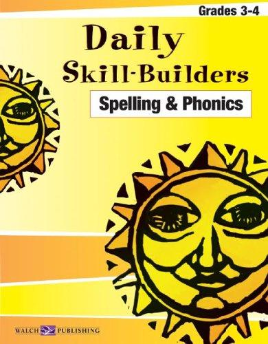 Download Daily Skill-builders For Spelling & Phonics