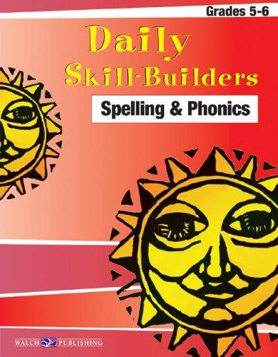 Daily Skill-builders For Spelling & Phonics
