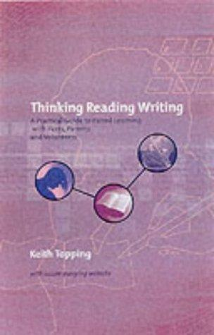 Download Thinking Reading Writing