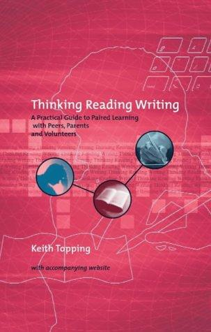 Thinking Reading and Writing