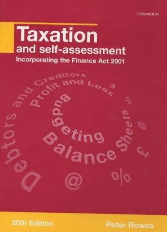Download Taxation and Self-Assessment