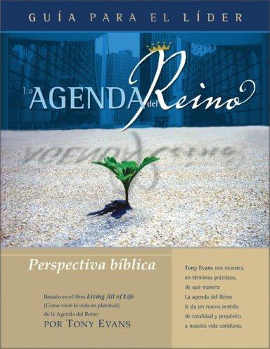 La Agenda del Reino