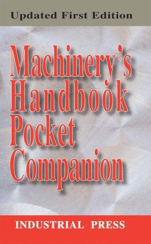 Download Machinery's Handbook Pocket Companion