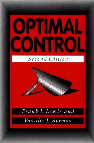 Download Optimal control
