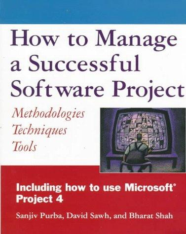 How to manage a successful software project