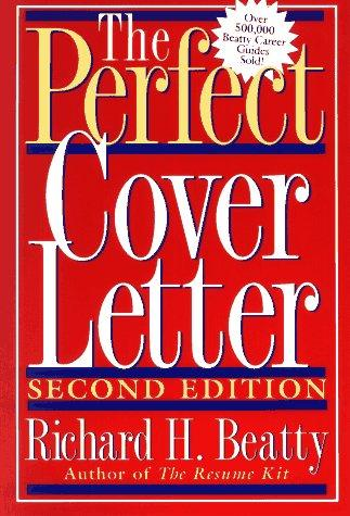 Download The perfect cover letter