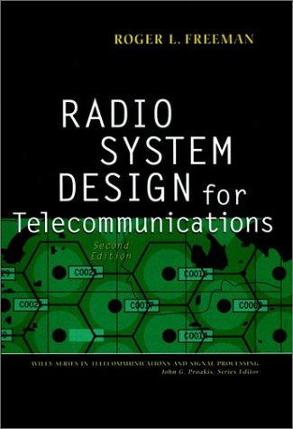 Download Radio system design for telecommunications