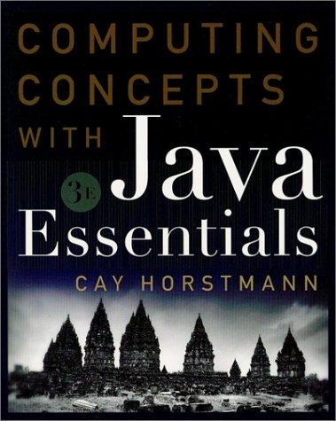 Download Computing concepts with Java essentials