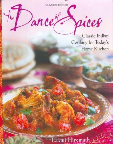 The Dance of Spices by Laxmi Hiremath