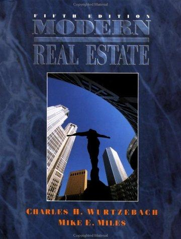 Download Modern real estate