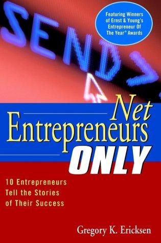 Net Entrepreneurs Only by Ernst & Young LLP