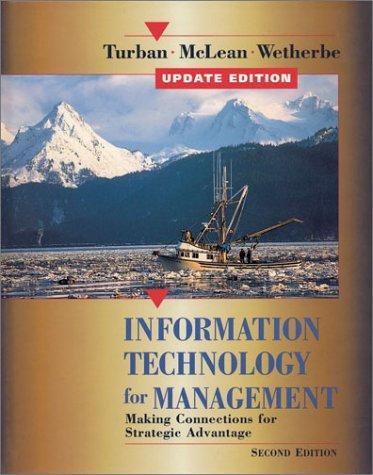Download Information technology for management
