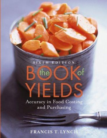 The Book of Yields
