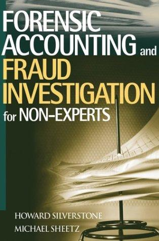 Download Forensic accounting and fraud investigation for non-experts