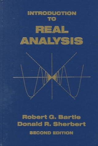 Download Introduction to real analysis
