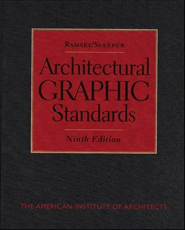 Ramsey/Sleeper architectural graphic standards.